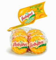 Mini-Babybel Swiss Taste Firm Cheese Speciality