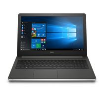 "Dell Inspiron 15 15.6"" Notebook with Intel Core i5-6200U touchscreen, English"