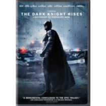 The Dark Knight Rises (Bilingual)