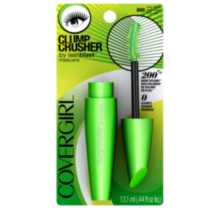 Cover Girl Clump Crusher Mascara Very Black Blaze 800