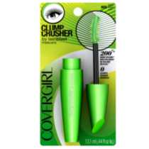 Cover Girl Clump Crusher Mascara Black 805