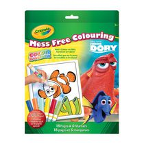 Crayola Finding Dory  Color Wonder Kit