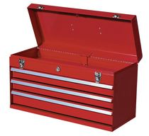 "International 21"" 3 Drawer Portable Tool Chest"