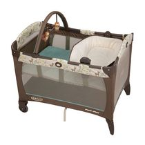 Graco Pack 'n Play Playard with Reversible Napper & Changer - Meadow Menagerie