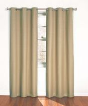 Eclipse Chino 40X84 Tan Panel with Grommets