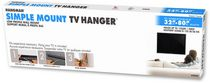 "Hangman Simple TV Mount For 32""-80"" TV's"
