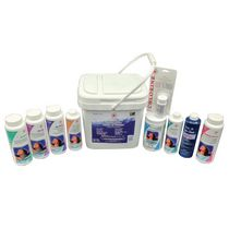 Canadian Spa Co Deluxe Spa Starter Chemical Kit