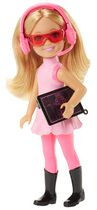 Barbie Spy Squad Junior Doll - Pink