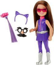 Poupée Spy Squad Junior de Barbie bleue