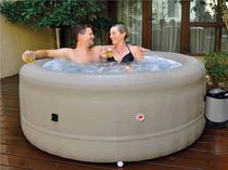 "Canadian Spa Company 29"" Rio Grande 4-Person Inflatable Spa"