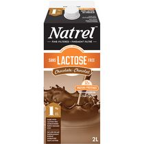 Natrel Lactose Free 1% M.F Chocalate Partly Skimmed Milk
