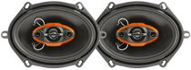 "Dual DLS574G 5""x 7"" - 6""x 8"" 4-Way Speakers"