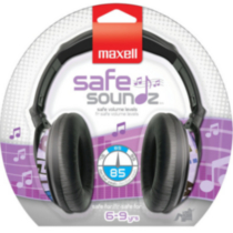 SafeSounds Over-Ear Headphones