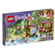 LEGO LEGO® Friends - La base de sauvetage de la jungle (41038)