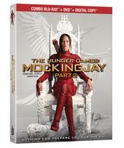 Hunger Games Mockingjay - Part 2 - (Blu-Ray + DVD +Digital Copy)