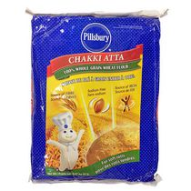 Pillsbury 'Chakki Atta' Whole Grain Wheat Flour, 9.07 kg