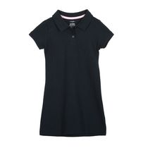 George Girls' School Uniform Short Sleeved Polo Dress 4