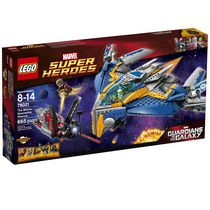 LEGO Super Heroes - The Milano Spaceship Rescue (76021)