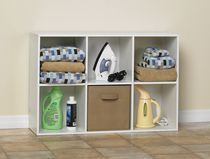ClosetMaid 6-Cube Organizer