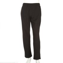 Athletic Works Men's Fleece Pant Black L/G