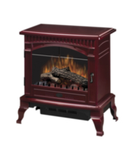 Electric Stove - Cranberry
