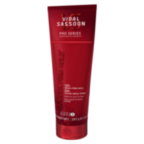 Vidal Sassoon Gel à tenue méga ferme Pro Series