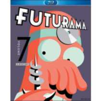 Futurama: Volume 7 (Blu-ray)