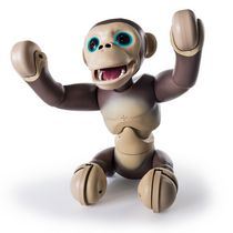Zoomer Chimp Playset