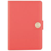 "Catherine Malandrino Folio Case for 7""- 8"" Tablet in Pink"