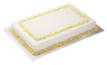 Cake Boards White