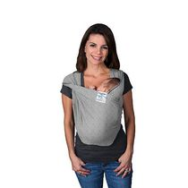 Baby K'Tan Baby Carrier Grey Small