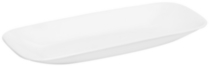 "Corelle® Square™ 10.5"" x 4.5"" Serving Platter"