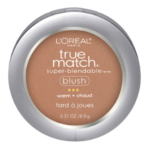 L'Oreal True Match - Fard à joues W3-4