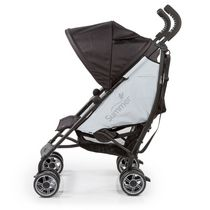 Summer Infant 3D Flip Convenience Stroller Black/Grey