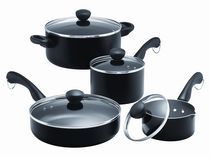 Farberware® Easy Clean 12-Piece Aluminum Non-stick Cookware Set