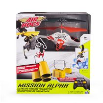 Air Hogs, Mission Alpha Ultimate Mission White RC Helicopter