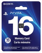 16 GB PlayStation®Vita Memory Card