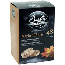 Bradley Smoker Maple Bisquettes