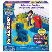 Kinetic Sand Paw Patrol Adventure Bay Beach Playset