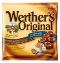 Werther's Original No Sugar Added Caramel Coffee Hard Candy