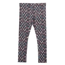 George Girls' Cotton Blend Leggings S(7-8)