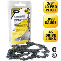 LASER Saw Chain 3/8LP-050 45 Drive Links