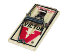 Victor® Metal Pedal Mouse Trap M150