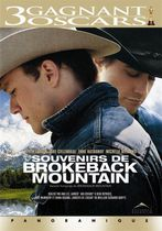 Film Brokeback Mountain DVD