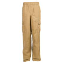 Boy's George Cargo Pants Beige/bisque 10/12
