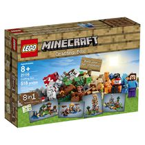 LEGO® Minecraft - Creative Box (21116)