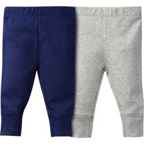 Gerber Childrenswear Newborn Boys' Pant Set - Pack of 2 Navy 12 months
