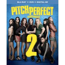 Pitch Perfect 2 (Blu-ray + DVD + Digital HD) (Bilingual)