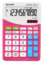 Calculatrice SHARP ELM332BPK