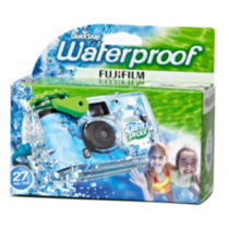 Fujifilm QuickSnap Waterproof Disposable Camera